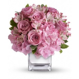 EB-111 Pink Delight Bouquet