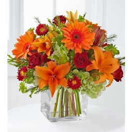 Fabulous Fall Bouquet  EB-145