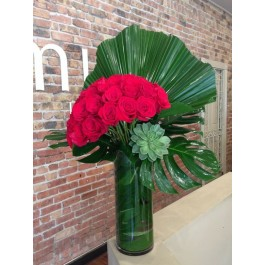 Flame of love bouquet  EB-501