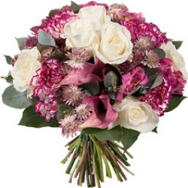 Glorious Pink Bouquet EB-416