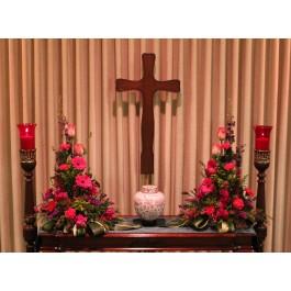 Celebration of life- Cremation 2 pieces EB-533