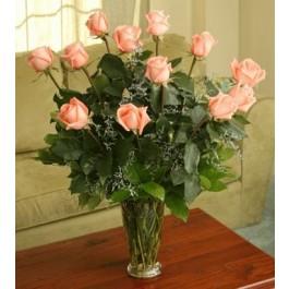 Dz Peach Roses EB-247