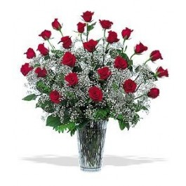 2 Dz Red Roses EB-235