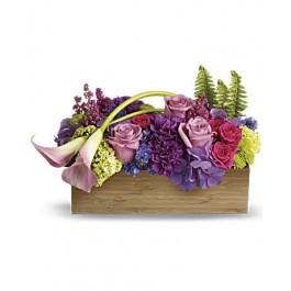 Paradise flower box EB-559