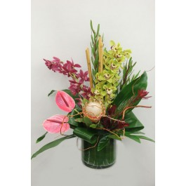 Tropical delight bouquet EB-483
