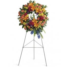 In Loving Memory Wreath EB-453
