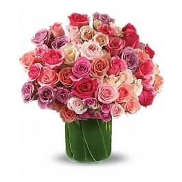 Hugs& Kisses Bouquet EB-606