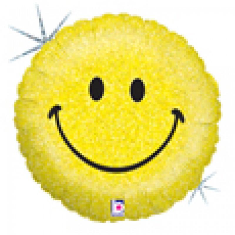 Smiley Face Mylar Balloons EB-81