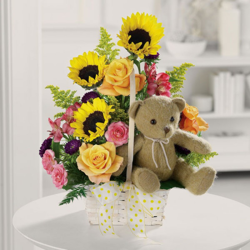 Teddy Bear Garden EB-76