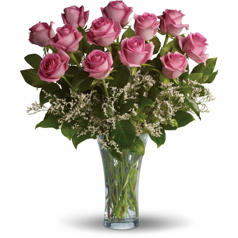 Pink roses Bouquet EB-252