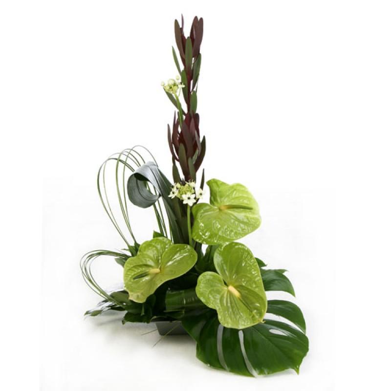 Green Majestic Bouquet EB-423