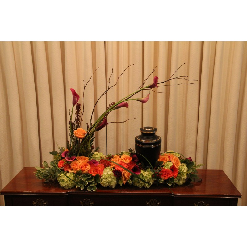 Cremation Modern Arrangement EB-537