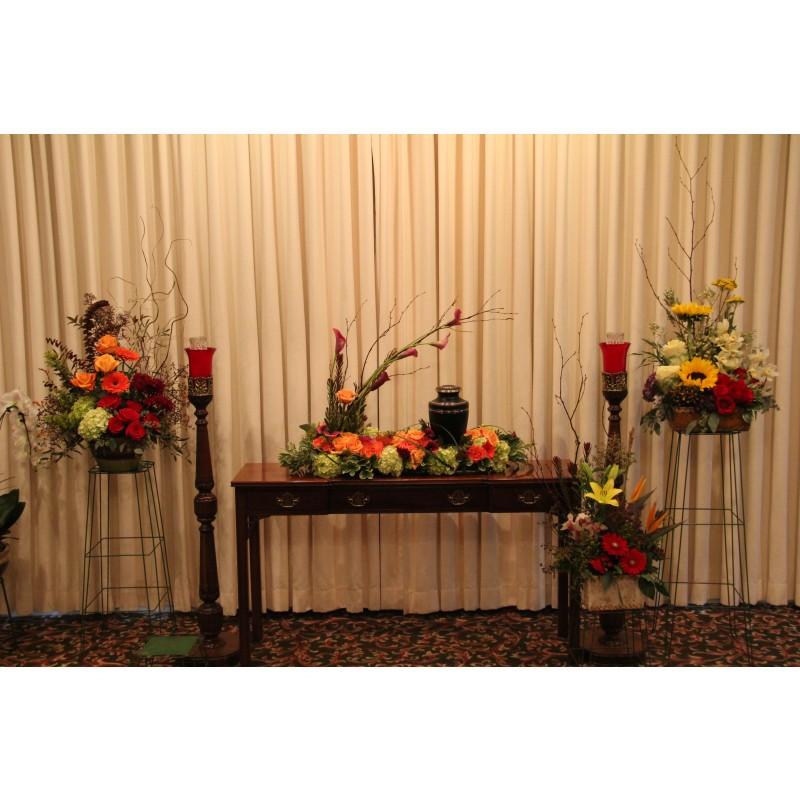 Cremation memorial 4 pieces EB-540