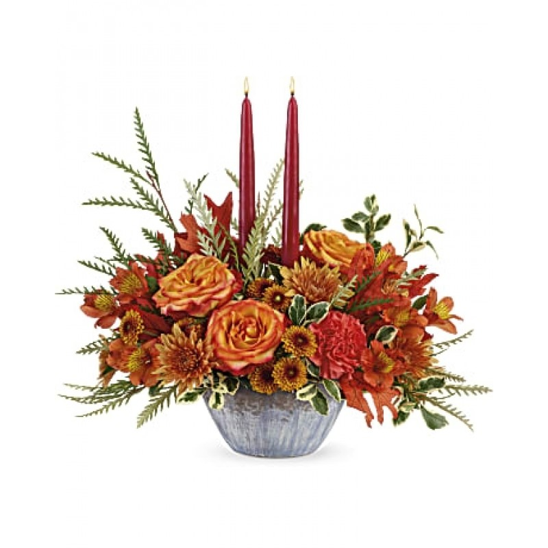 Bountiful Blessings Centerpiece EB-163