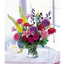 Summer garden vase EB-566