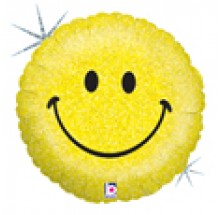 Smiley Face Mylar Balloons EB-81