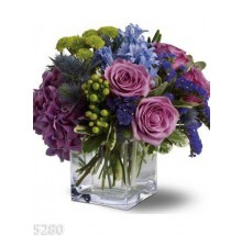 Cure Her Blues Bouquet EB-411