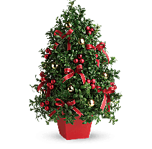 Deck of halls tree EB-189