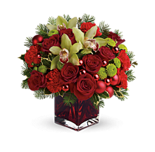 Christmas cheer bouquet EB-187
