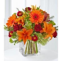Fabulous Fall Bouquet  EB-145