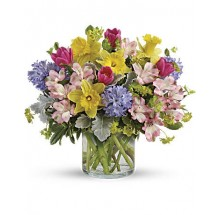 Springtime's Here Bouquet  EB-22
