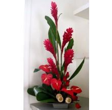 Valentine paradise bouquet EB-604