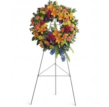 In Loving Memory Wreath EB-453