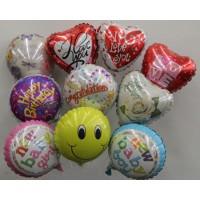 "9"" Mylar Balloons  EB-70"