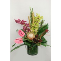 Tropical delight bouquet EB-483