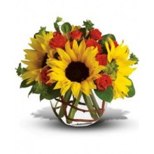 Sunset bouquet EB-554