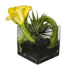 Mod calla lily bouquet EB-560