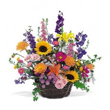 Garden summer basket EB-562