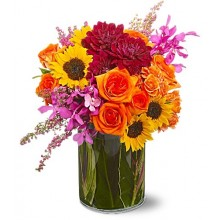 Sun kiss bouquet EB-564