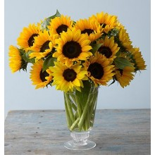 Sun flower bouquet EB-565