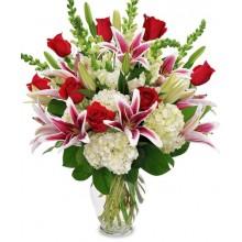 be my valentine bouquet EB-586