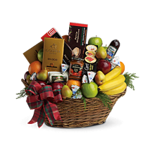The ultimate christmas basket EB-224