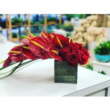 Red Sheik Bouquet  EB-450